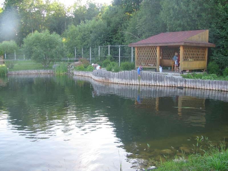 База отдыха Смоленской области Вольские дачи