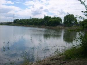 База отдыха Клевое озеро