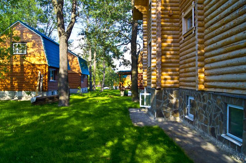 Базы отдыха Воронежской области