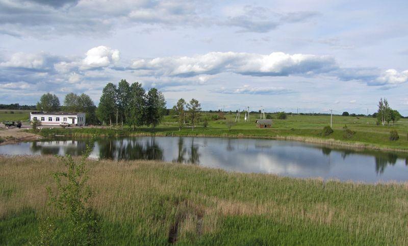 Базы отдыха в Псковской области