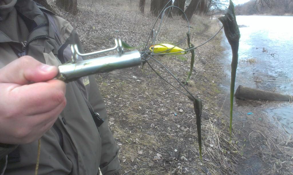 Отцеп для рыбалки