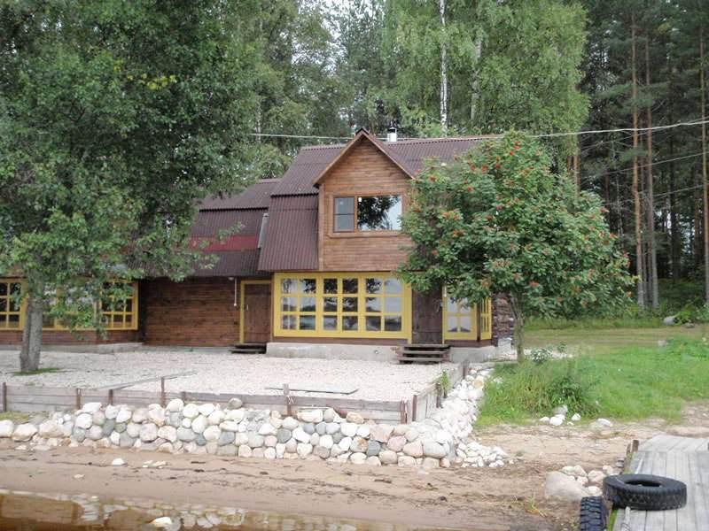 Новгород база отдыха великое озеро