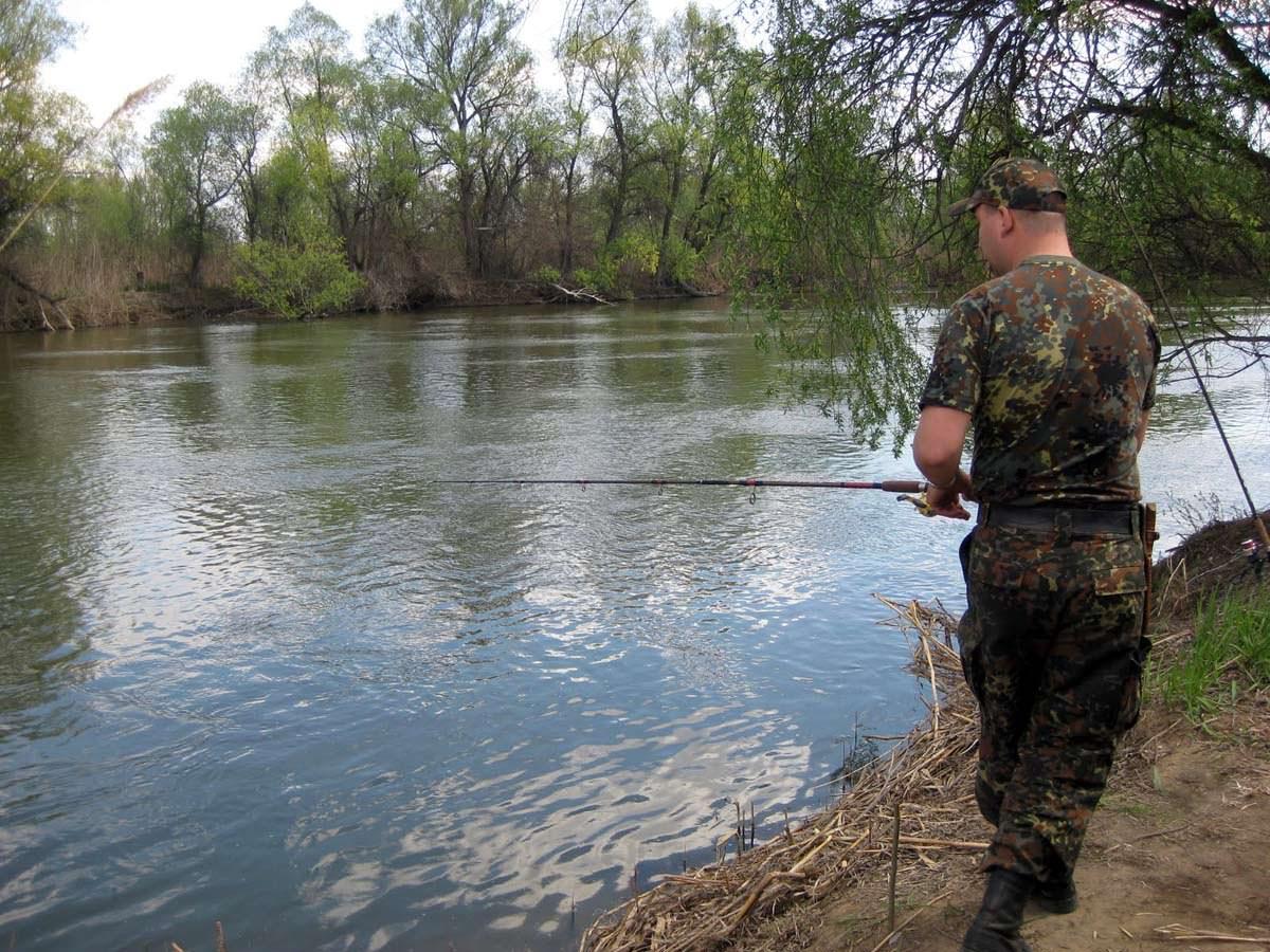 Рыбалка в Посёлке Рыбаки