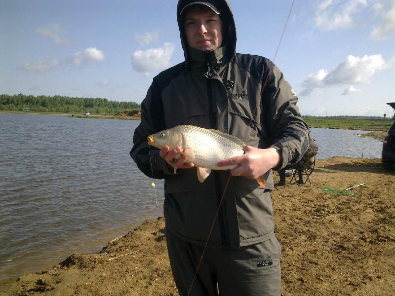 Рыбалка в Раково