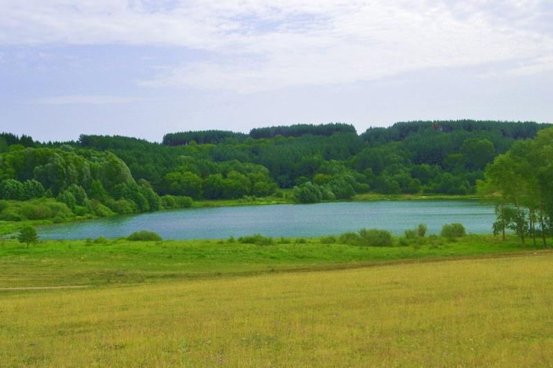 Чувашия озеро Аль