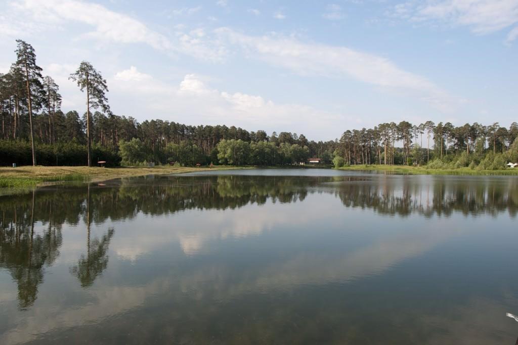 Озеро Лебяжье