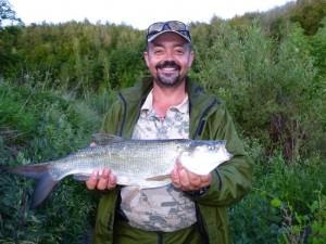 Рыбалка на Красивой Мече
