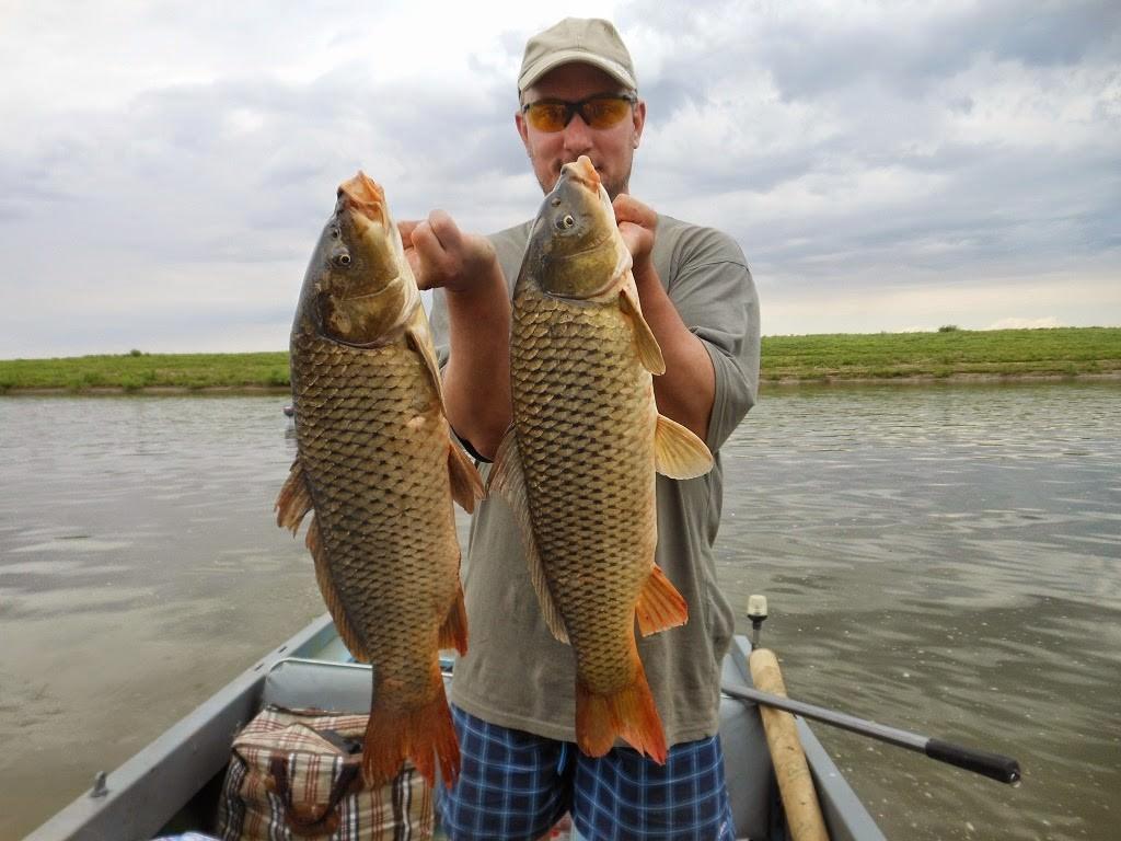 Рыбалка на базе Ахтуба