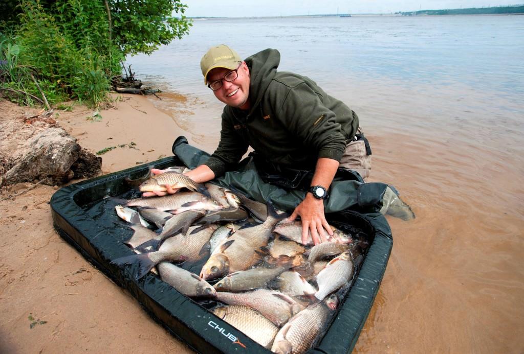 Рыбалка в Чувашии