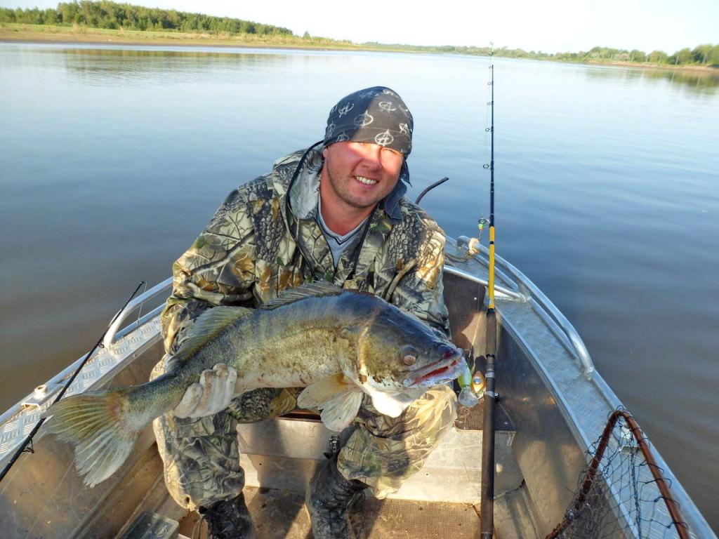 Рыболовная база World-Fish