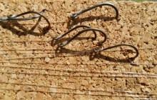 крючки и леска