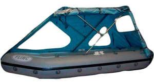 Ходовой тент для лодки